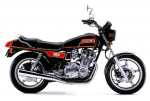 GSX 750 E/ES/ET/EL + G (GS700E US Model)