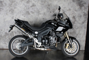 Barracuda RS3 Triumph Tiger1050 07- Slipon Highup mit EG-ABE