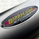 Barracuda 3 D Nameplate