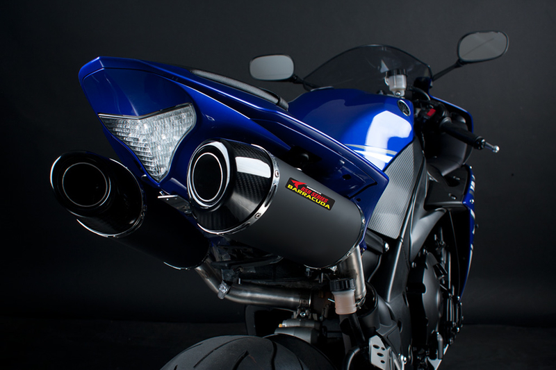 Underseat Exhaust For Yamaha R