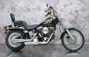 Eagle M7 Softail Evo 2in2 Anlage mit ABE