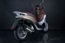 Barracuda RS-R 450 Cone oval Piaggio X10 125 12- Slip-on...
