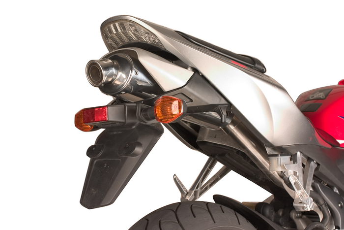 Barrcuda GP/Evo Honda CBR 600RR 2003-2004 SLO Underseat Xtreme High up oval