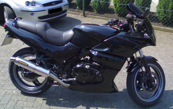 Barracuda RS3  2in1 Komplettanlage Suzuki V Strom DL 650