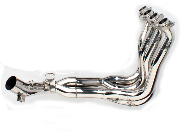 Racing header/down pipes V2A High polished Honda CBR 1000 RR Fireblade - 2013
